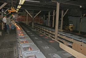 Summit foundry systems - Intermediate floor casting ...